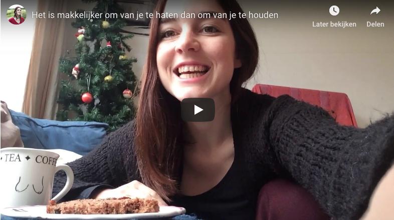 Het is makkelijker om van je te haten dan om van je te houden (vlog)