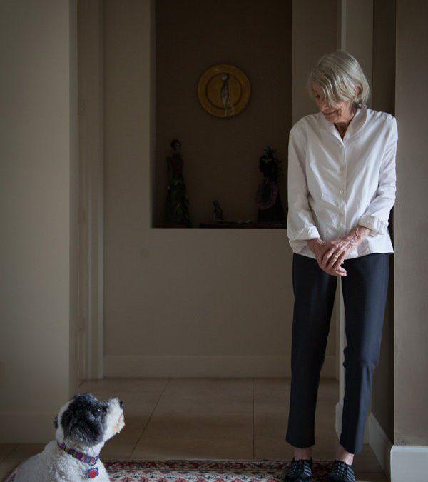 Mijn leraar Mary Oliver is overleden
