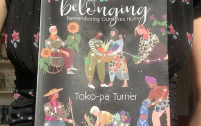 Short read: boekentip – Belonging van Toko-Pa Turner
