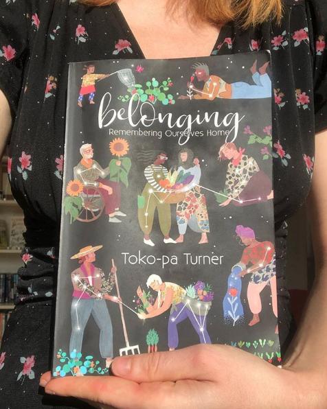 Short read: boekentip – Belonging van Toko-Pa Turner