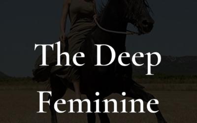 Perfectionisme & de wijsheid van 'the Deep Feminine' (video)